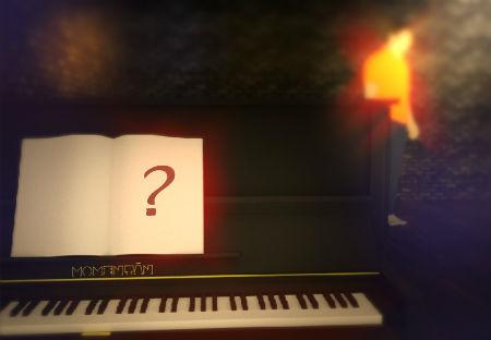momentan zongora