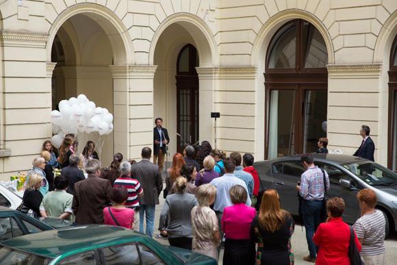 Opera Ertekesitesi Centrum - megnyito 3
