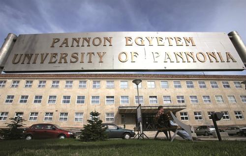 veszpremi egyetem