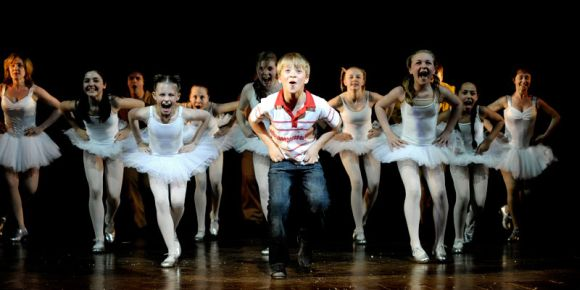 Billy Elliot A musical 1