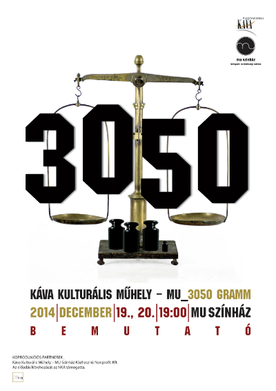 3050 gramm plakat