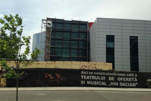Teatrul National de Opereta Ion Dacian