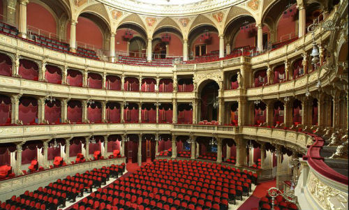 opera auditorium
