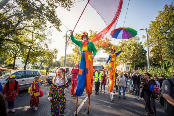 cirkuszparade