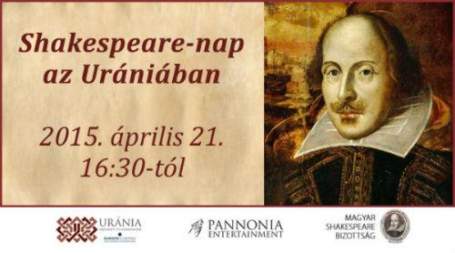 Shakespeare-nap grafika 1