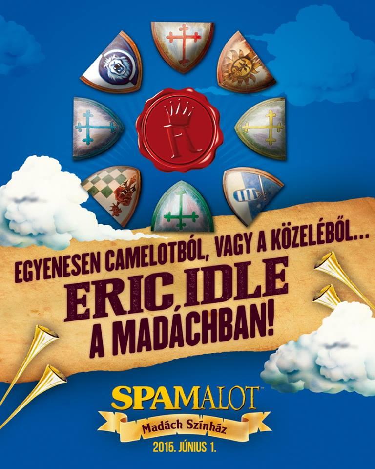 Spamalot-Idle