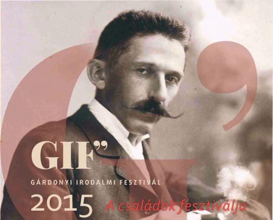 GIF 2015 plakat logokkal