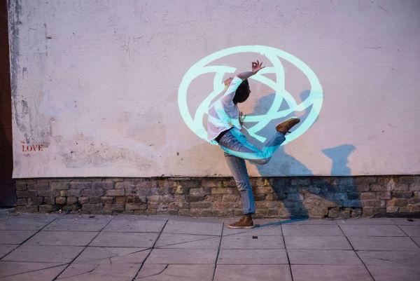 zsolnay fesztival bandart dancing graffiti