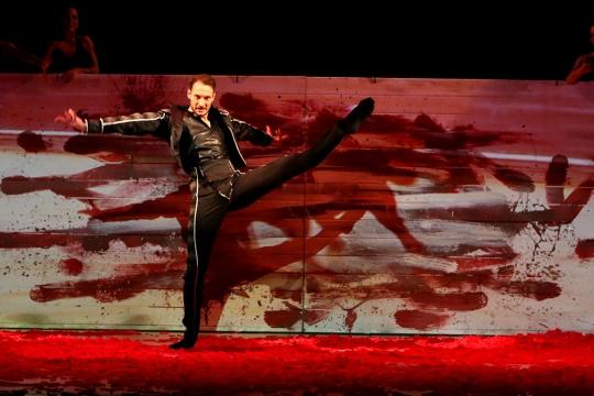 Pecsi Balett Carmen Kortvelyesi Laszlo foto  4