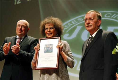 CineFest - Claudia Cardinale