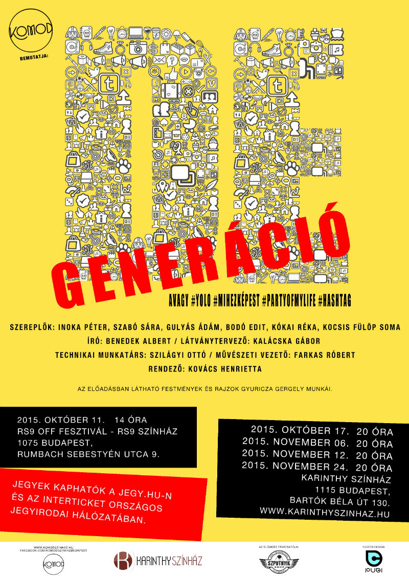 DeGeneracio plakat