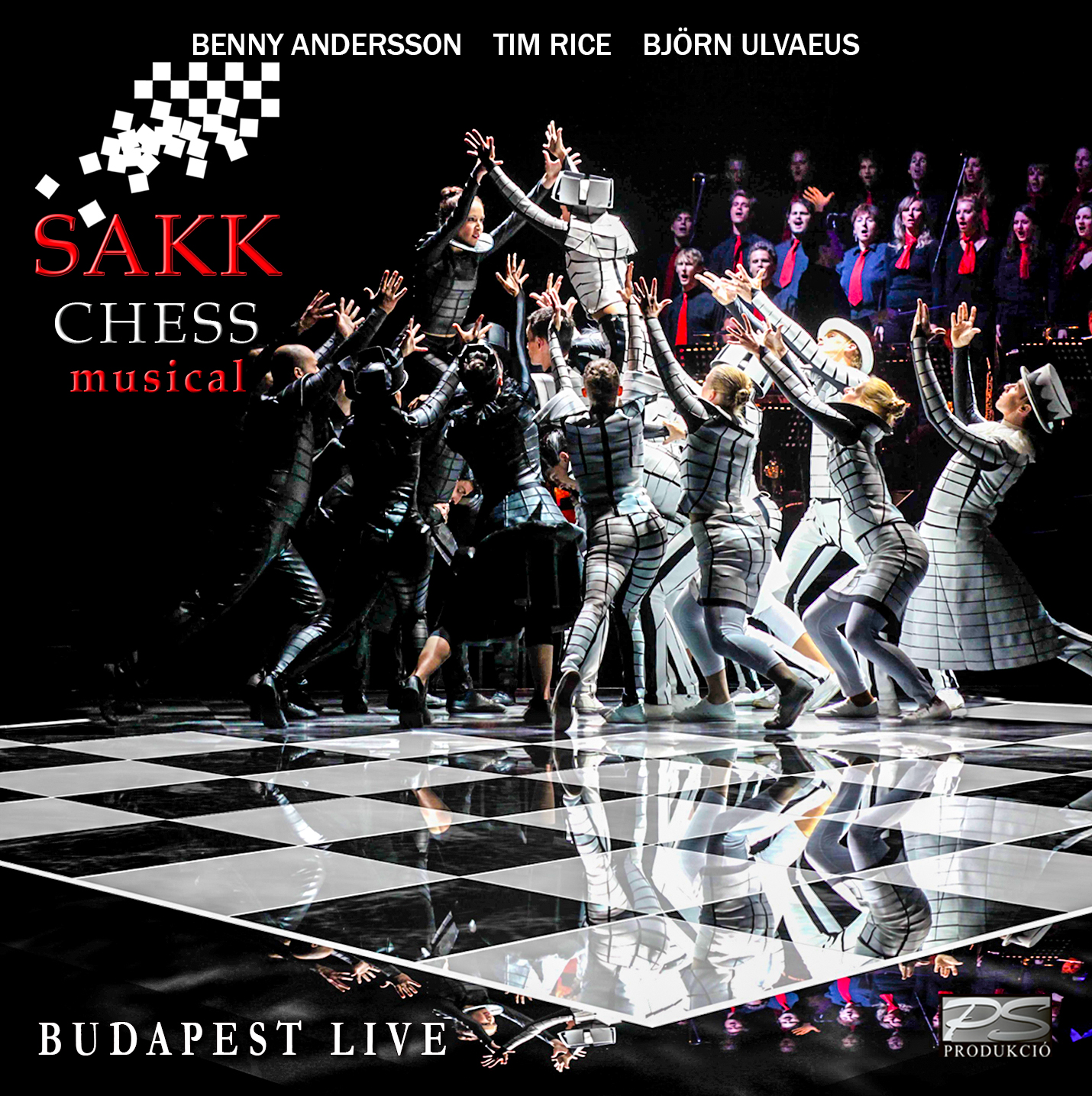 CHESS CD front