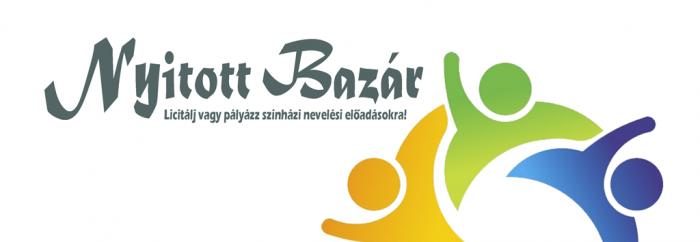 nyitott bazar