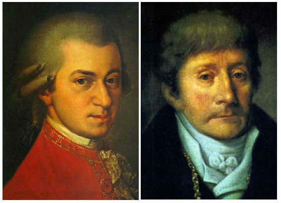Mozart Salieri