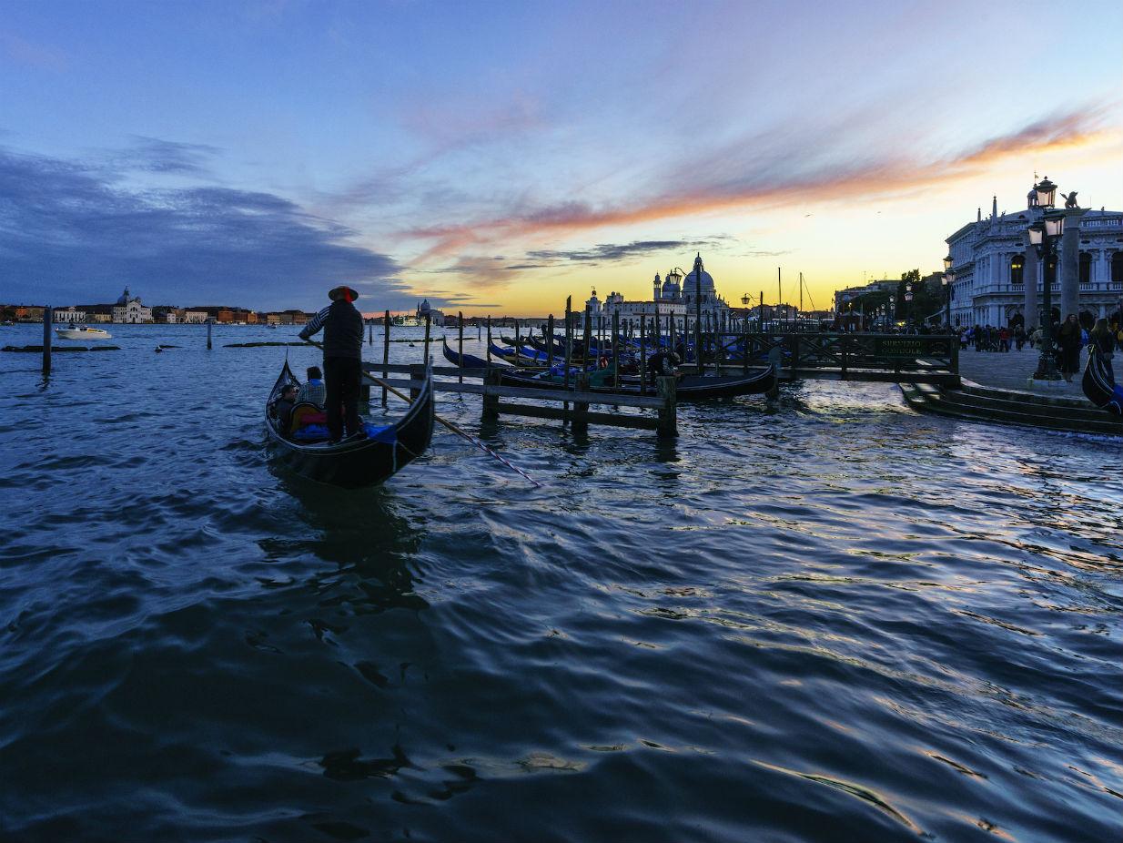 Fine evening in Venice-2