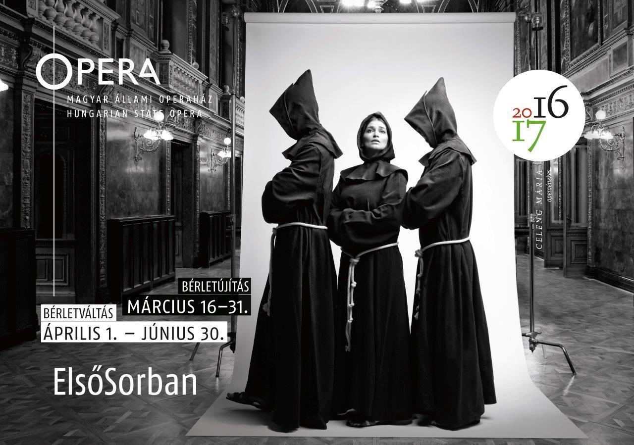 Opera 2016-17  - Magyar Evad 2