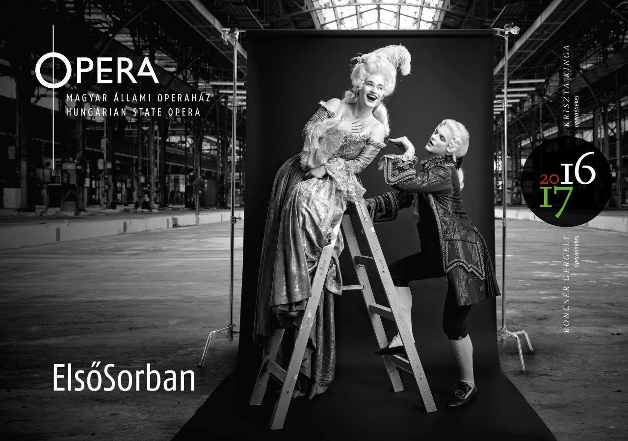 Opera 2016-17  - Magyar Evad 5