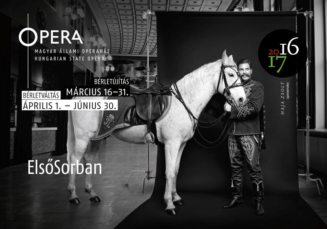 Opera 2016-17  - Magyar Evad 6