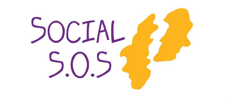 social SOS slide