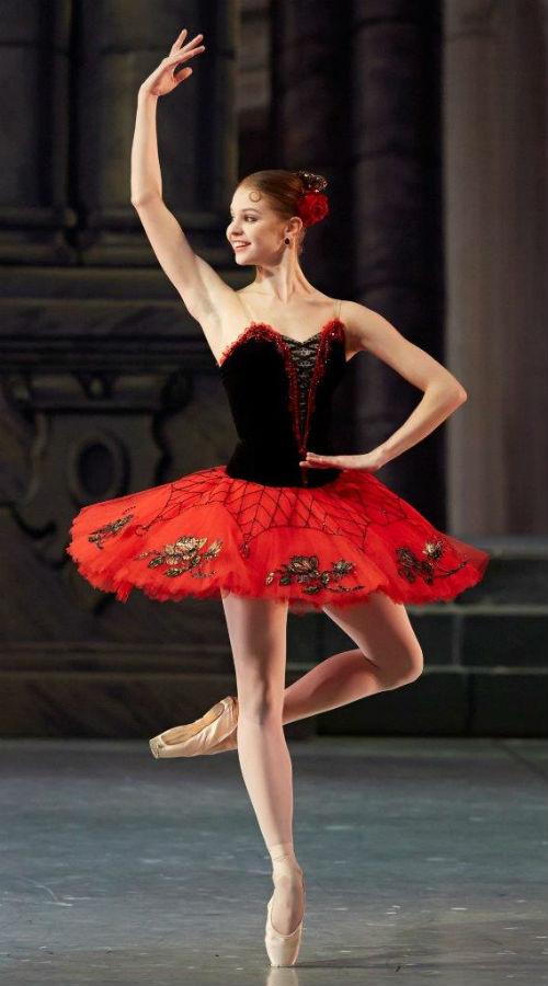 Angelina Vorontsova Don Quixote credit Mikhailovsky Ballet Company 3