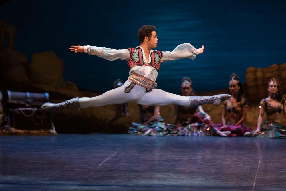 Yonah Acosta English National Ballet 1