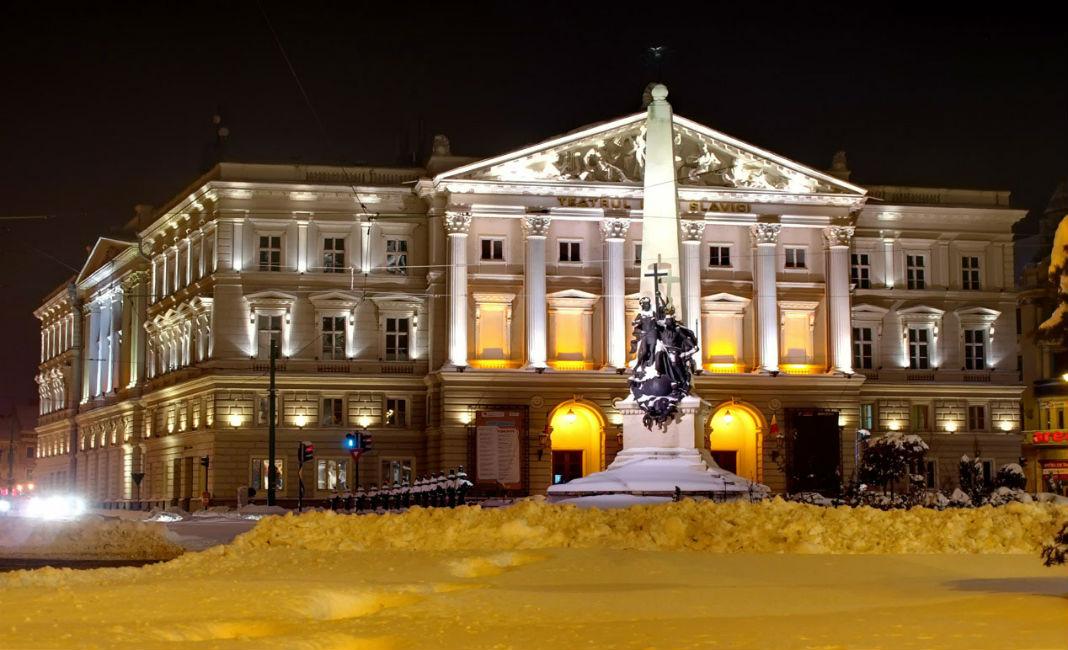 The Ioan Slavici Classical Theatre 7
