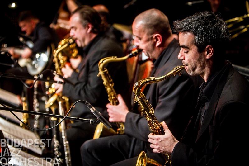 Budapest Jazz Orchestra