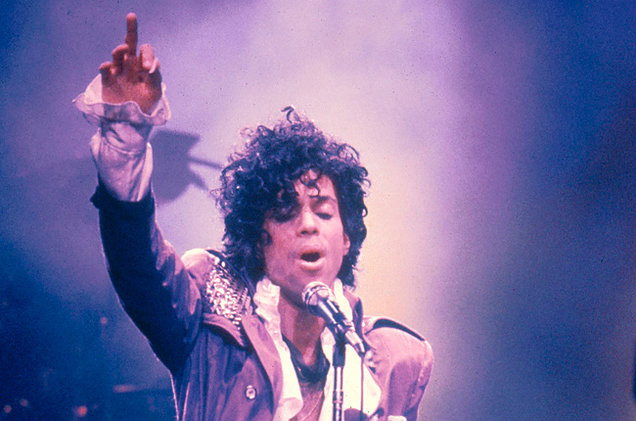Prince Purple 1984 BIllboard 650