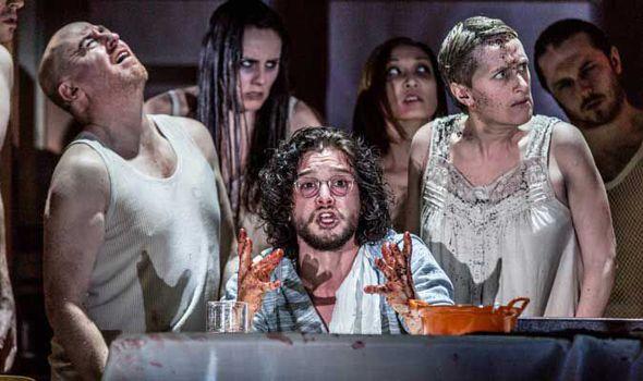 theatre review Dr Faustus Duke Of York s Theatre UploadExpress Neil Norman 665345
