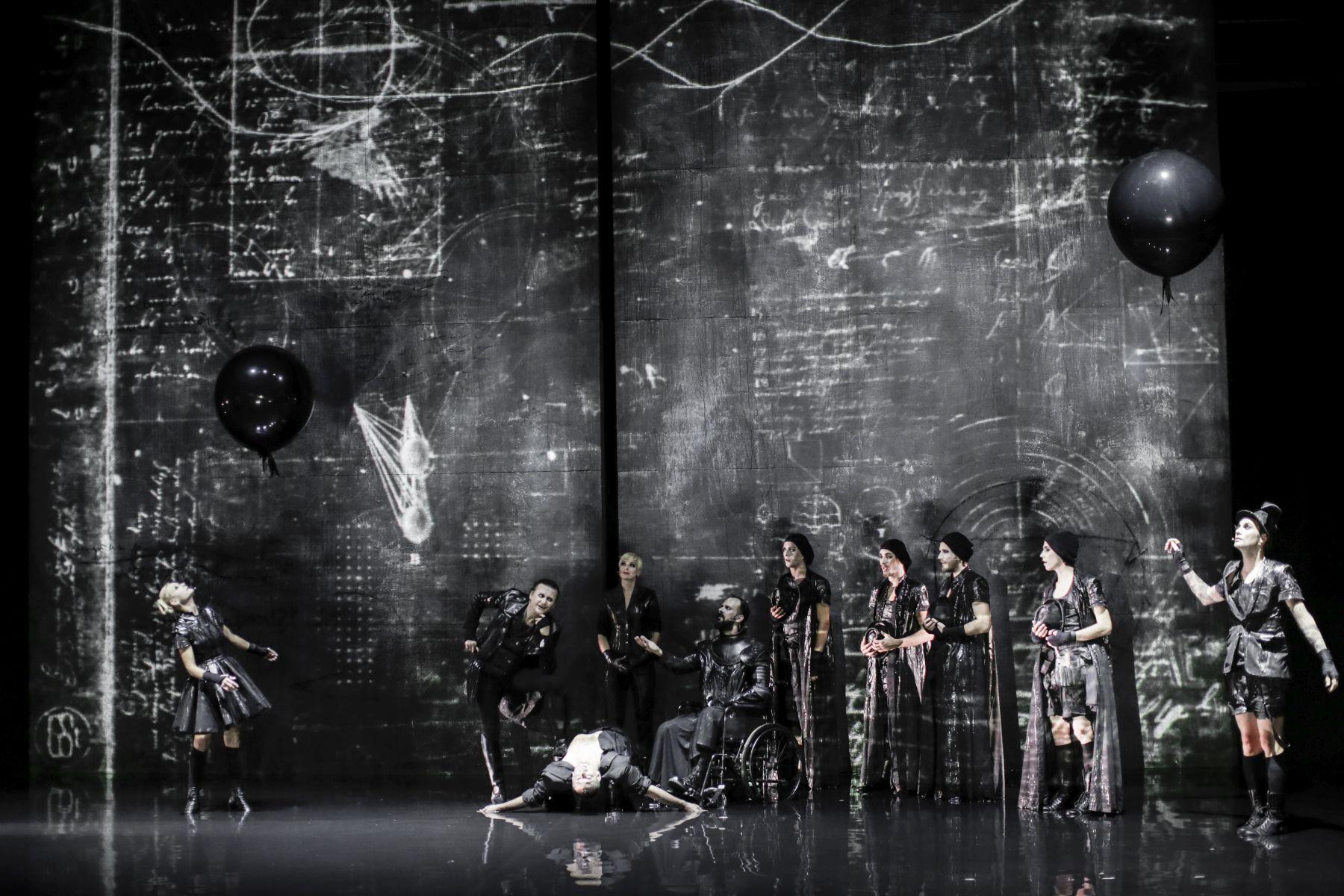 Pandur Theaters Faust Aljosa Rebolj