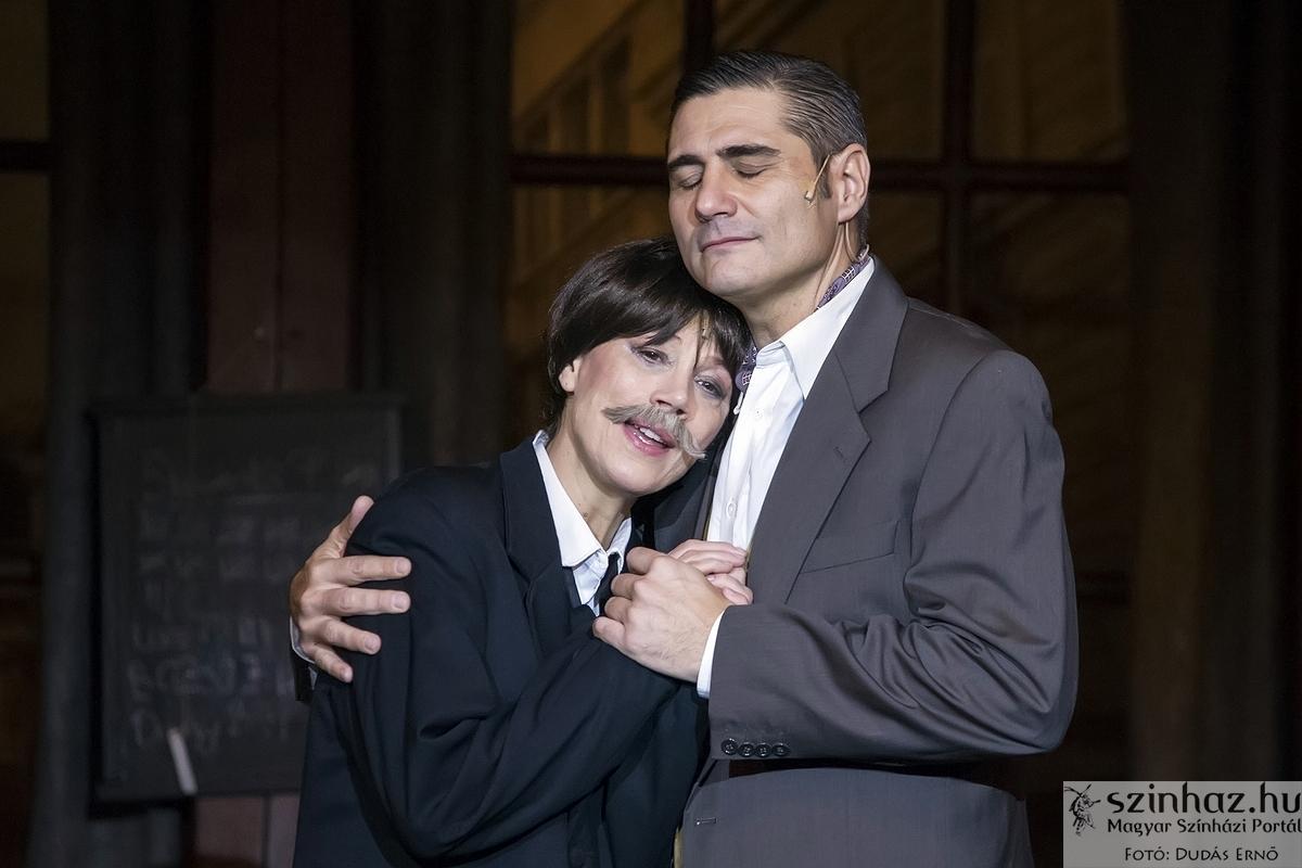 Xantus Barbara és Csengeri Attila