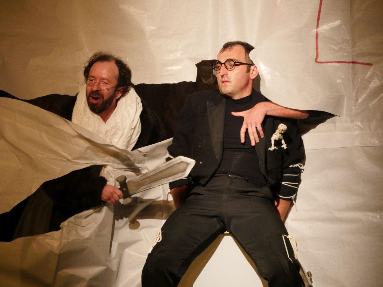 The Bastard's story (Malenki Theatre)