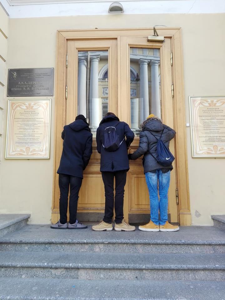 Beszédes lábfejek a szentpétervári Vaganova Balettakadémiánál