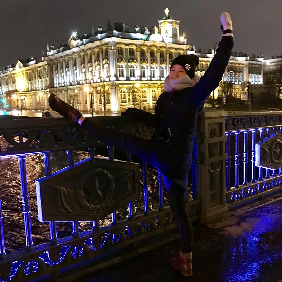 Szentpéterváron