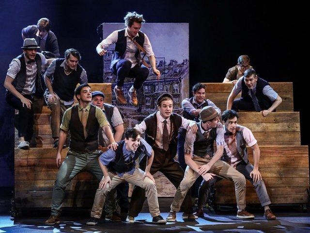 A Pál utcai fiúk (Vígszínház, 2016)