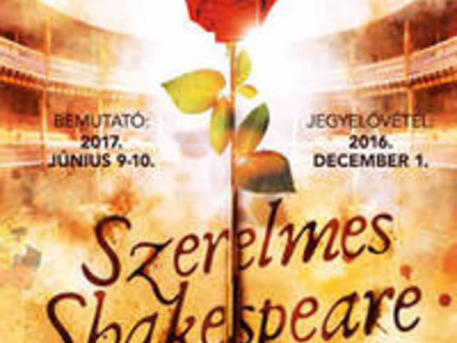 Szerelmes Shakespeare (Madách Színház, 2017)