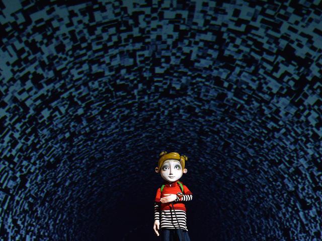 Coraline titokzatos története a bábszínházban - Programajánló
