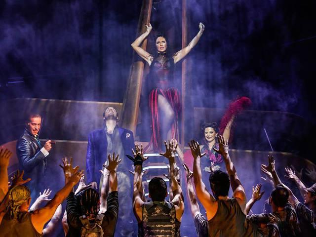 Maya (Budapesti Operettszínház, 2018)