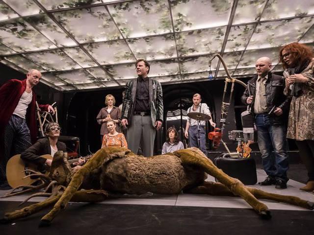 Ahogy tetszik (Katona József Színház - Kamra, 2016)