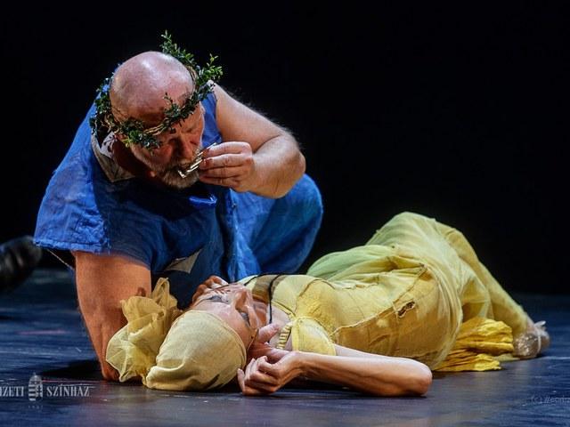Szentivánéji álom (Nemzeti Színház, 2014)