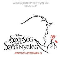 Új beállókkal tér vissza A Szépség és a Szörnyeteg a Budapesti Operettszínházba