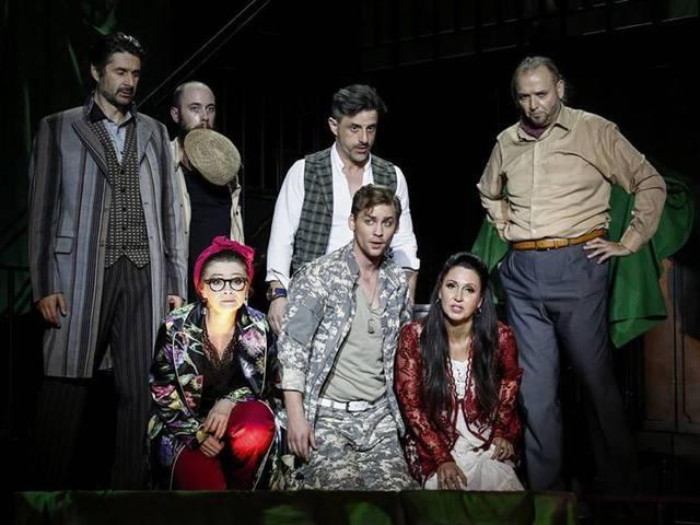 A sevillai borbély (CO-OPERA, Budapesti Operettszínház, 2017)