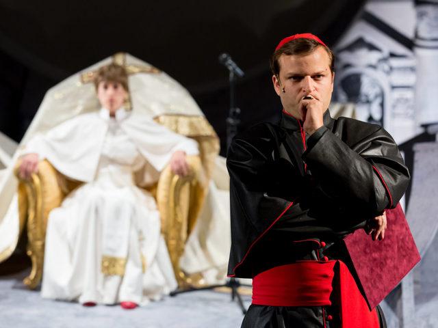 Die Päpstin - A pápanő (József Attila Színház, 2018)