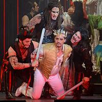 Ördögölő Józsiás (Budapesti Operettszínház, 2013)