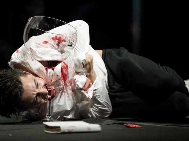 Hamlet (Vígszínház, 2017)