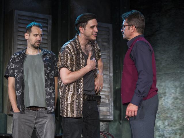 Mojo (Orlai Produkció Iroda, Belvárosi Színház, 2018)