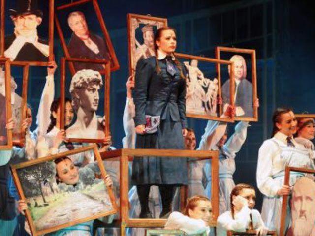 Abigél (Budapesti Operettszínház, 2008)