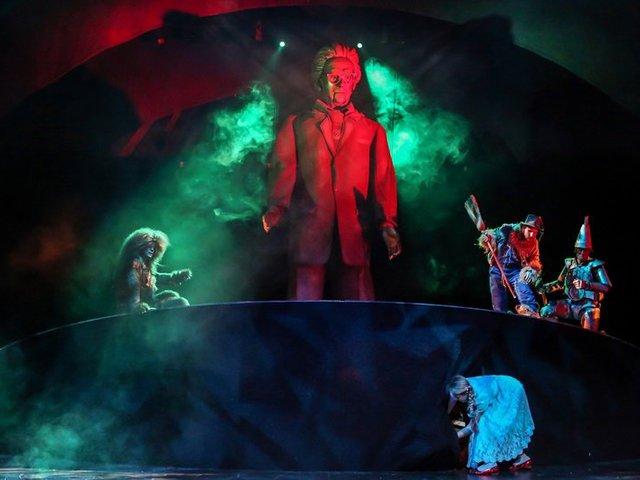 Óz, a csodák csodája (Vígszínház, 2015)