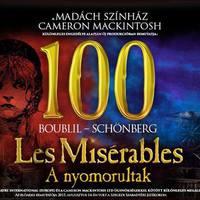 Les Misérables - A Nyomorultak - 100. előadás (Madách Színház, 2016)