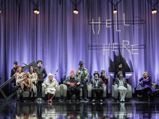 Egy éj a Paradicsomban (Vígszínház, 2018)